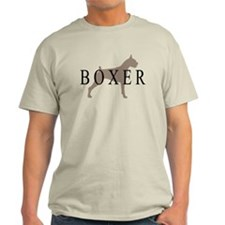 Boxer Dog Breed T-Shirt