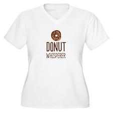 Donut Whisperer Plus Size T-Shirt