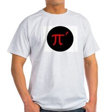 """Pi prime"" Pirate Logo T-Shirt"