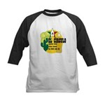 Mexican Bar Kids Baseball Jersey
