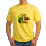 Mexican Bar Yellow T-Shirt