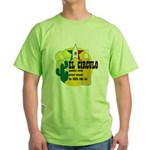 Mexican Bar Green T-Shirt