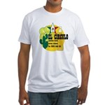 Mexican Bar Fitted T-Shirt