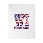 Wisconsin WI Forward Twin Duvet