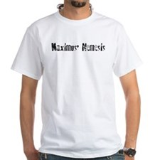 Maximus' Nemesis White T-shirt