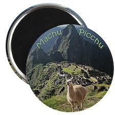 Peru, Machu Picchu refigerator magnet