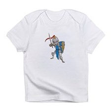 Knight Cartoon Infant T-Shirt