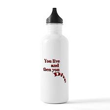 Cute Husband Water Bottle