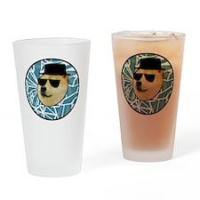 Heisendoge Drinking Glass
