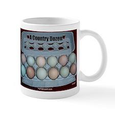 A Country Dozen Small Mug