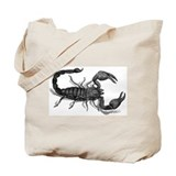 African Scorpion Tote Bag