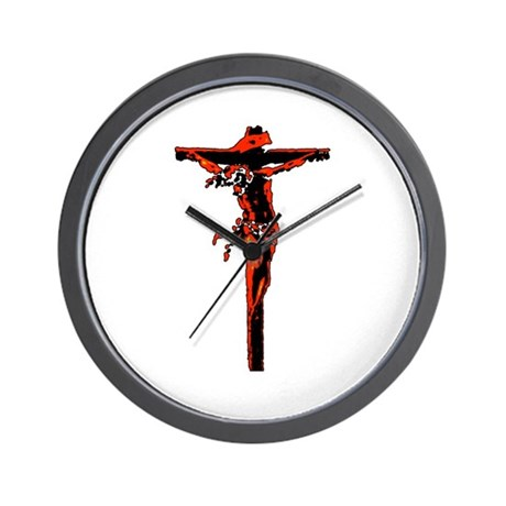 Calvary Wall Clock
