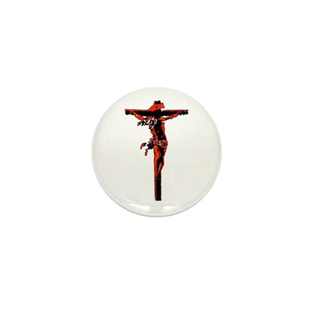 Calvary Mini Button (100 pack)