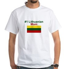 #1 Lithuanian Mom Shirt