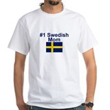 #1 Swedish Mom Shirt