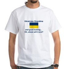 Good Lkg Ukrainian Grandma Shirt