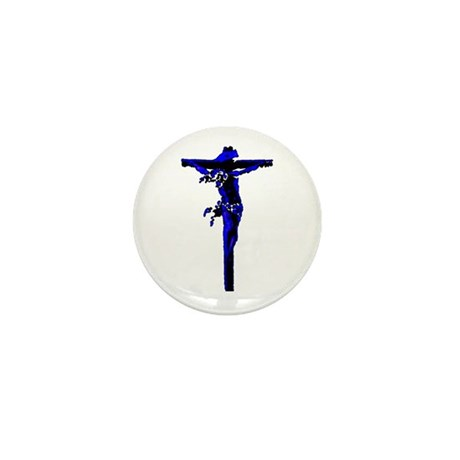 Calvary Mini Button