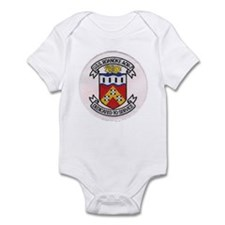 USS ROANOKE Infant Bodysuit