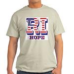 Rhode Island RI Hope Light T-Shirt