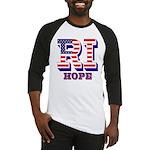 Rhode Island RI Hope Baseball Jersey