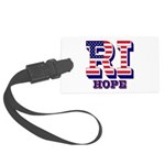 Rhode Island RI Hope Large Luggage Tag