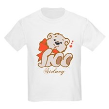 Sidney Bear Kids T-Shirt