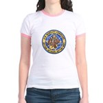 Air Mobility Command Jr. Ringer T-Shirt