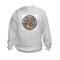 Air Mobility Command Kids Sweatshirt