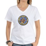 Air Mobility Command Women's V-Neck T-Shirt