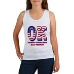 Oklahoma OK Labor Conquers All Th Women's Tank Top