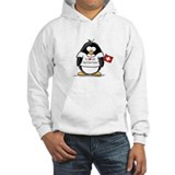 Switzerland Penguin Jumper Hoody