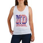 North Dakota ND Liberty And Union Women's Tank Top