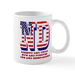 North Dakota ND Liberty And Union Now A Mug