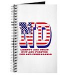 North Dakota ND Liberty And Union Now And Journal