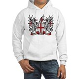London City Coat of Arms Jumper Hoody