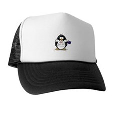 Australia Penguin Trucker Hat