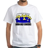 Keep WV Beautiful, Burn UGLY COUCHES T-Shirt