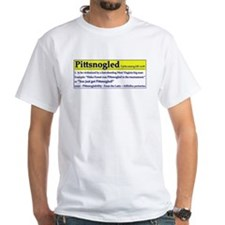 Definition of Pittsnogled T-shirt