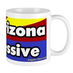 Arizona Progressive State Flag Mug