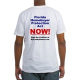 """Homebuyer Protection Act Now!"" Shirt"