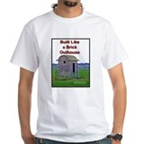 Brick Outhouse T-shirt