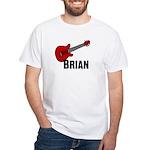 Guitar - Brian White T-shirt