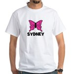 Butterfly - Sydney White T-shirt