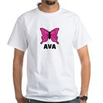 Butterfly - Ava White T-shirt