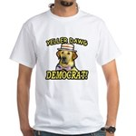 Sample Yeller Dawg White T-shirt