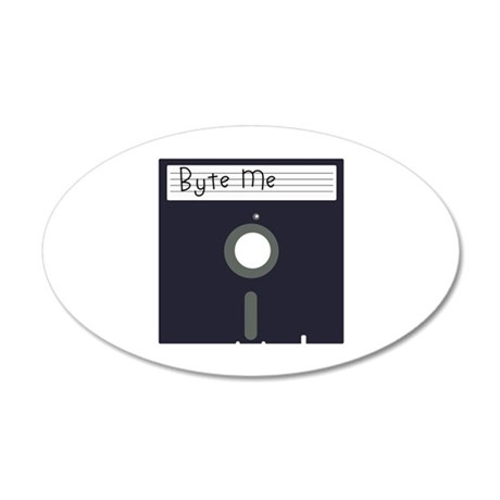 Byte Me Wall Decal
