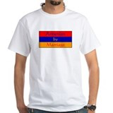 Armenian by Marriage White T-shirt