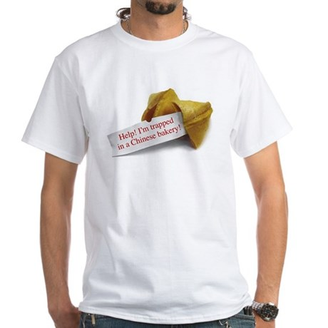 Chinese Bakery - White T-shirt
