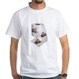 Bin Laden Toilet Paper Tee shirt