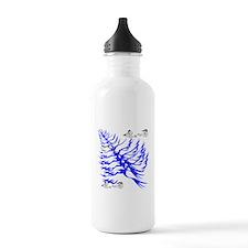 BLUE BIRDS Water Bottle